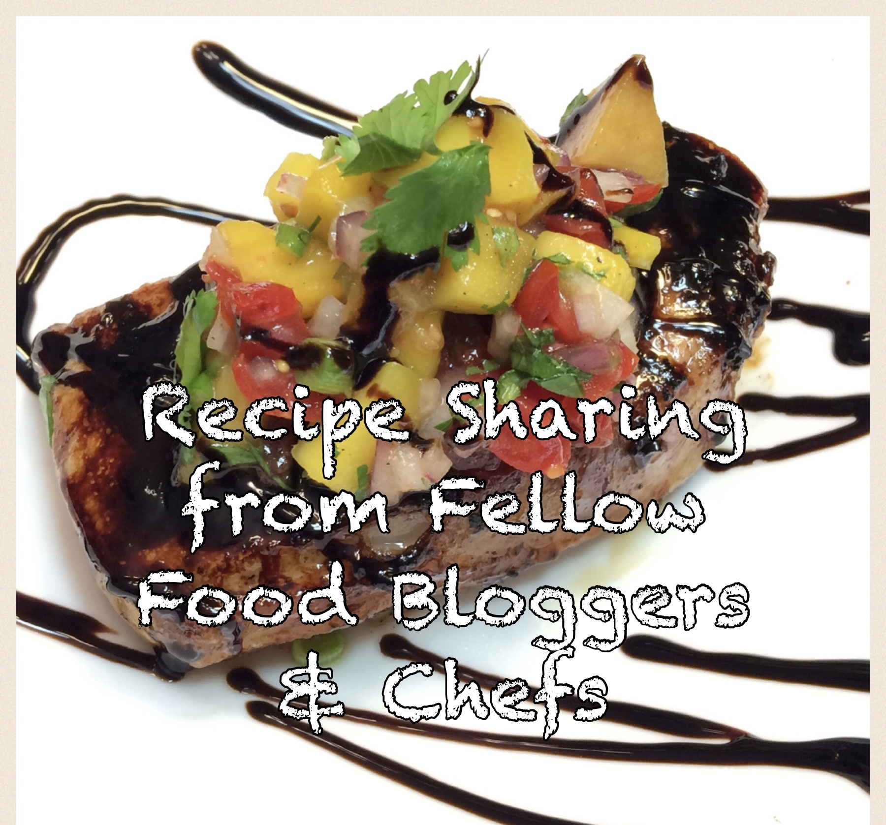 Recipes from my favorite Food Bloggers & Chefs cover image